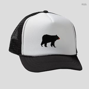 BEAR AWARE Kids Trucker hat