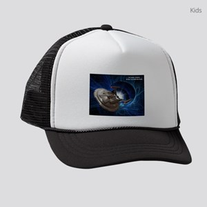 ENTERPRISE Blue Kids Trucker hat