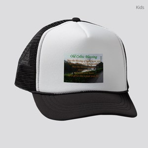 Old Celtic Blessing Kids Trucker hat