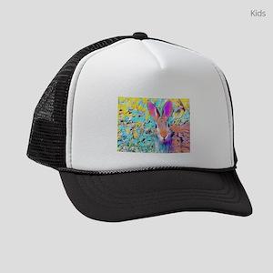 Bunny Rabbit Kids Trucker hat