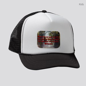 They May Not Have My Eyes - Unknown Kids Trucker h