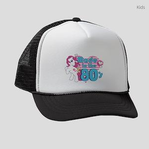 MLP Retro Made in the 80's Dark Kids Trucker hat