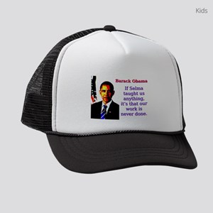 If Selma Taught Us Anything - Barack Obama Kids Tr