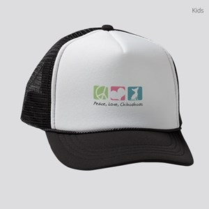peacedogs Kids Trucker hat