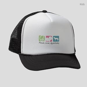 peacedogs Kids Trucker hat