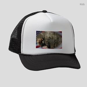 Vietnam Veterans Memorial Kids Trucker hat