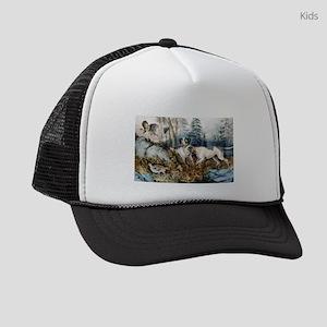 Partridge shooting - 1870 Kids Trucker hat