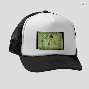 Cleopatra 9 Kids Trucker hat