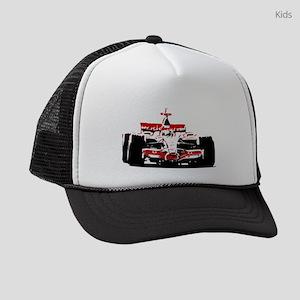 F 1 Kids Trucker hat