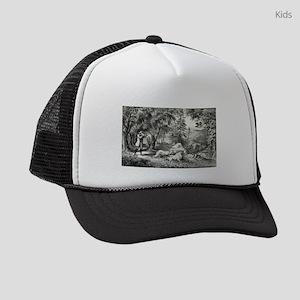 Partridge shooting - 1865 Kids Trucker hat