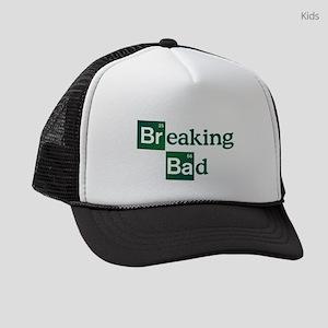 BREAKING BAD LOGO 2 Kids Trucker hat