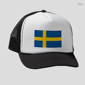 SWEDEN Kids Trucker hat