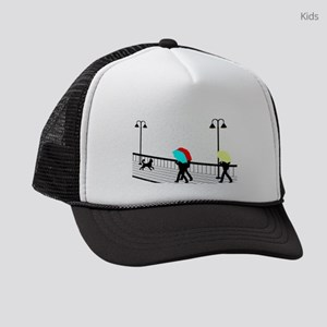 ! Kids Trucker hat