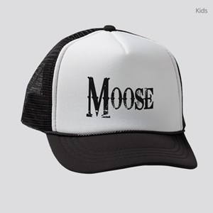 Moose 1 Kids Trucker hat