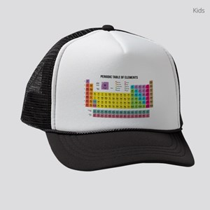 Periodic Table Of Elements Kids Trucker hat