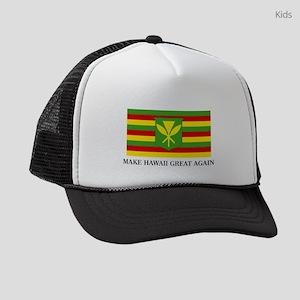 MAKE HAWAII GREAT AGAIN - Kanaka Kids Trucker hat