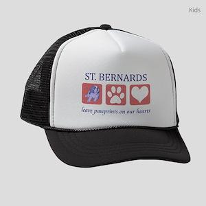 FIN-st-bernards Kids Trucker hat