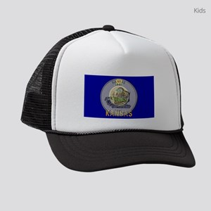 Kansas Quarter 2005 Kids Trucker hat
