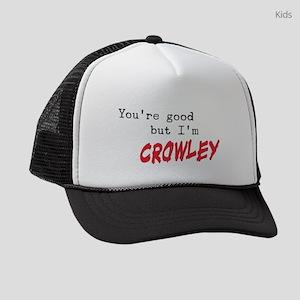 I'm Crowley 3 Kids Trucker hat