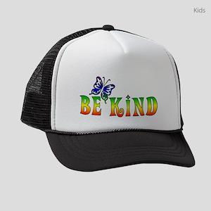 Be Kind Kids Trucker hat