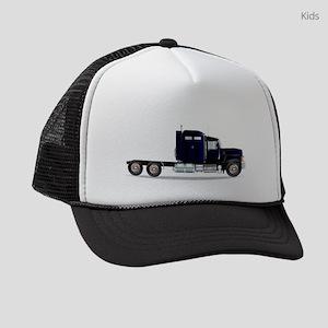 Truck Tractor Unit Kids Trucker hat
