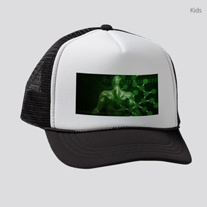 Chemical Science a Kids Trucker hat