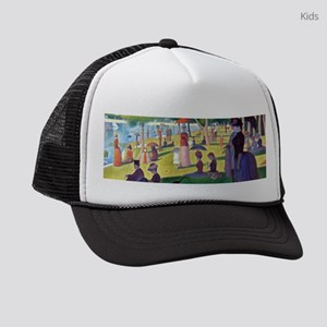 A Sunday Afternoon on La Grande J Kids Trucker hat
