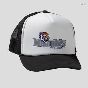 Memphis Tigers Athletics Kids Trucker hat