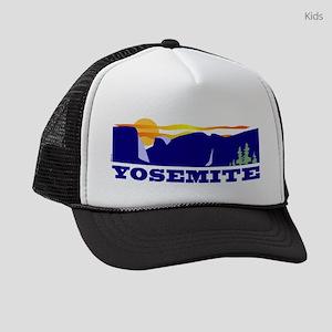 Yosemite National Park Kids Trucker hat