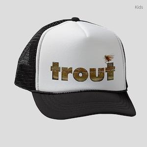 trout Kids Trucker hat