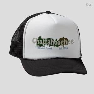 Classic Chattahoochee National Fo Kids Trucker hat