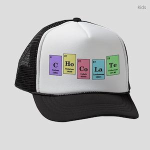 Elemental Chocolate Kids Trucker hat