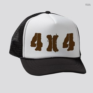 Off Road 4 x 4 Kids Trucker hat
