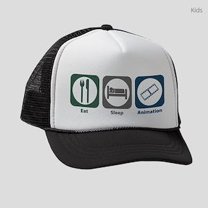 w0010_Animator Kids Trucker hat