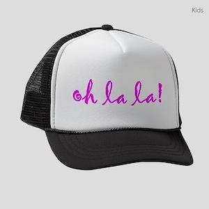 oh la la! Kids Trucker hat