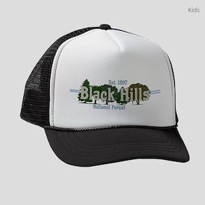 Vintage Black Hills National Fore Kids Trucker hat