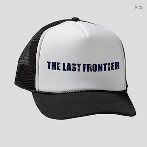 Alaska, the Last Frontier Kids Trucker hat