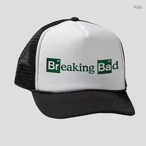 BREAKING BAD LOGO Kids Trucker hat