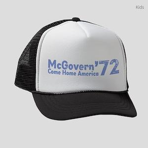 McGovern '72 Kids Trucker hat