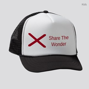 Alabama Motto #2 Kids Trucker hat
