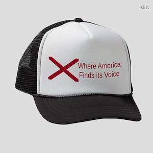 Alabama Motto #4 Kids Trucker hat