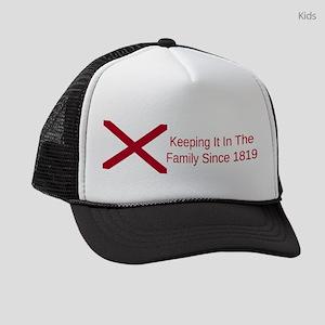 Alabama Humor #5 Kids Trucker hat