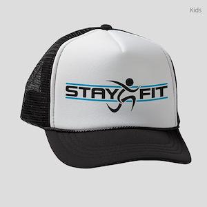 Stay Fit Kids Trucker hat