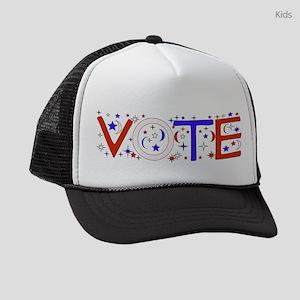 Vote Kids Trucker hat