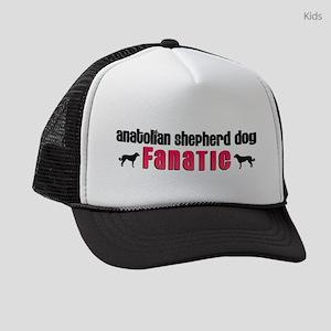 11-fanatic Kids Trucker hat