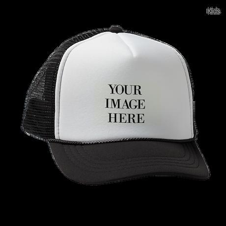Your Photo Here Design Kids Trucker hat