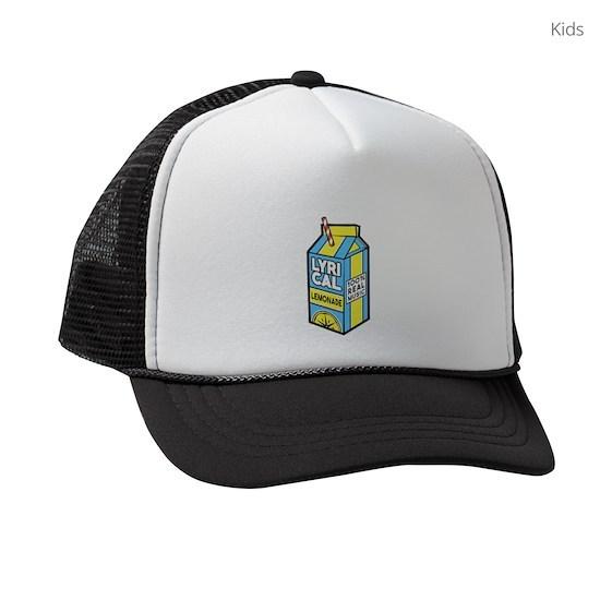 Lyrical Lemonade Kids Trucker hat