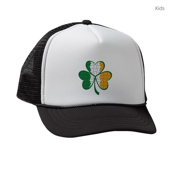 Irish Clover flag St. Patrick's Day Gift – Aut