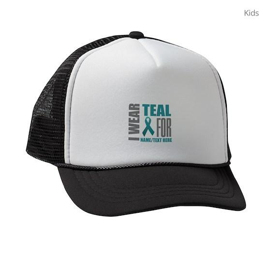 Teal Ribbon Awareness Customized
