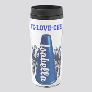 cheerleader personalize 16 oz Travel Mug